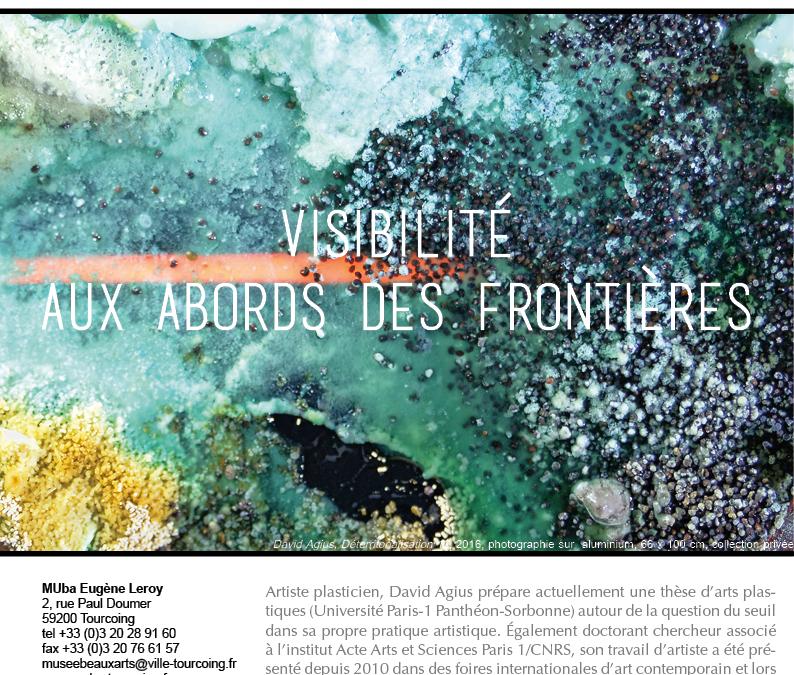 Conférence // Visibilité aux abords des frontières