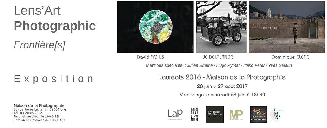 Exhibition : Frontière [s]  28/06/2017 > 27/08/2017