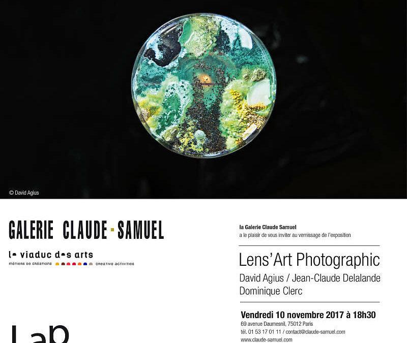 Vernissage Frontière[s] Galerie Claude Samuel, Paris